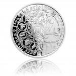 Монета с изображением пражских курантов