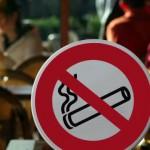 Запрет курения в ресторанах