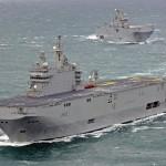 Корабли MISTRAL