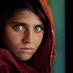 Steve McCurry - Afghan Girl
