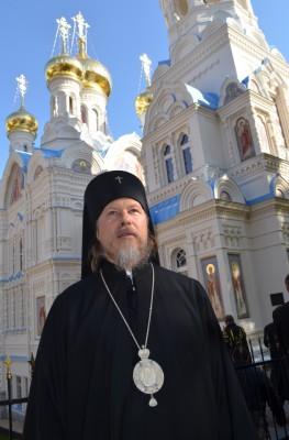 Архиепископ Марк, руководитель управления Московской Патриархии по зарубежным учреждениям