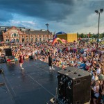 Фестиваль в Остраве