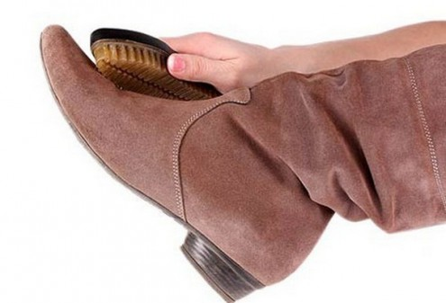 Осенний уход за обувью
