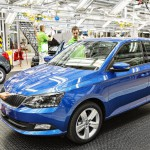 Новая Škoda Fabia