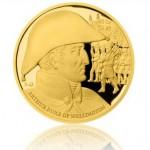 Чешский монетный двор выпустил медаль, посвященную битве при Ватерлоо