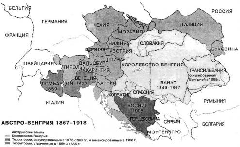 Перепись населения в Австро-Венгрии