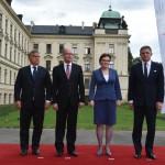 Премьер-министры V4