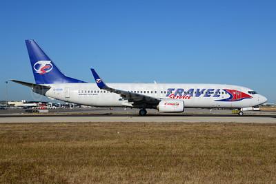 Travel Service (Czech Rep) 737-800 WL C-GVVH (97)(Grd) PMI (TNJ)(46)-S