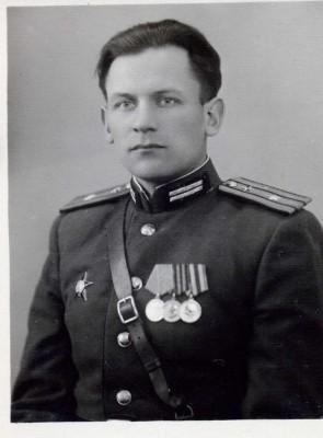 Кириллов Пётр Иванович