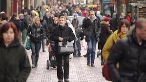 Численность населения Праги и Чехии увеличилась