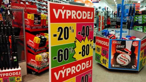 Чешские супермаркеты заплатят штрафы за обман покупателей