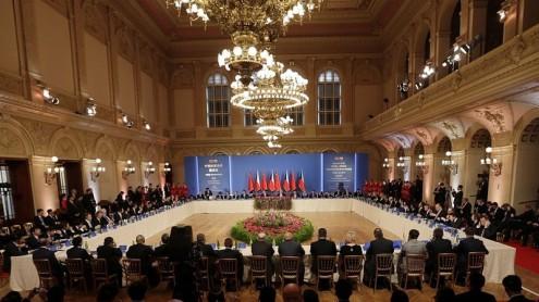 Чехия и Китай подписали соглашения