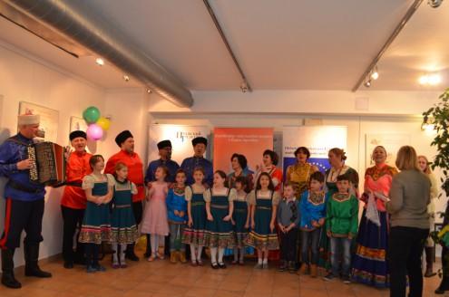 КСРС в ЧР провел праздник Масленицы