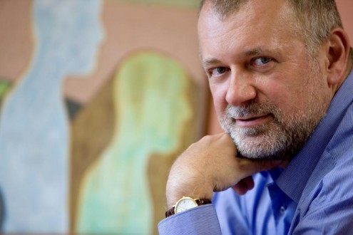 Карел Клусак, директор туристического агентства CK INTACT