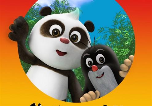 Мультфильм Кротик и Панда покажут на китайском телевидении