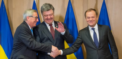 Европейская комиссия предложит ввести безвизовый режим с Украиной