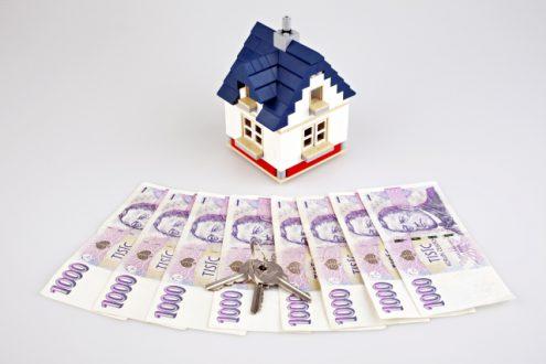В Чехии снова снизилась средняя ипотечная ставка