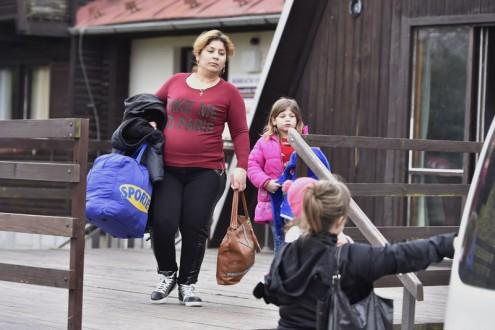 Группу иракских беженцев депортируют на родину