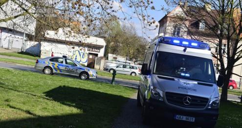 В Праге в учебном заведении прогремел взрыв