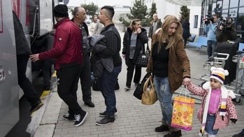 Иракские беженцы попросили убежища в Германии