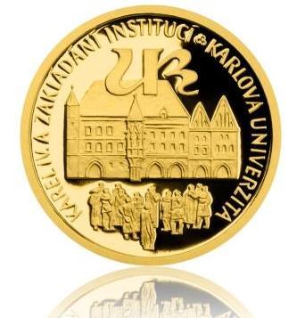 Чешский Монетный Двор выпустил коллекцию монет в честь 700-летия Карла IV