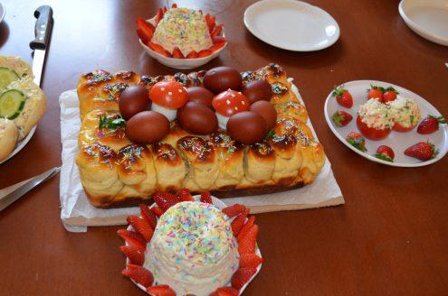 В преддверии праздника светлой Пасхи состоялся праздничный мастер-класс
