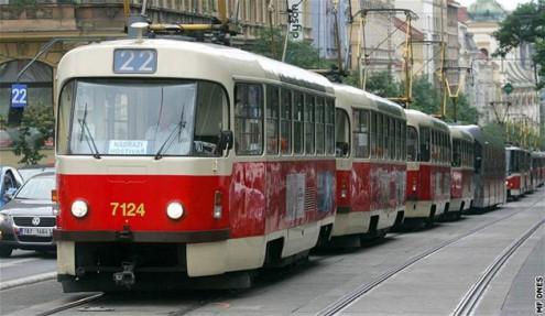Изменятся маршруты трамваев в Праге