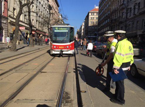 В Праге мальчик попал под трамвай