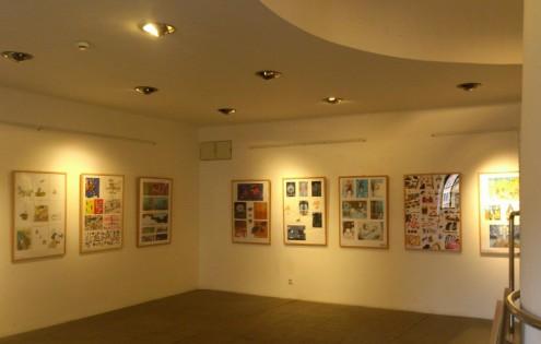Выставка иллюстраций пройдет в Праге