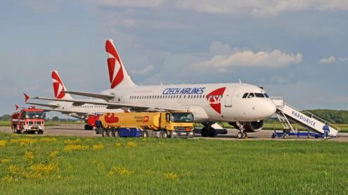 С мая усилят меры безопасности в аэропорту Пардубице