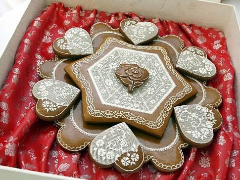 Королеве Елизавете II послали чешский пряник
