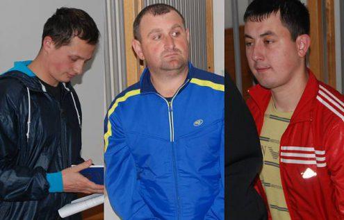 Украинцев поймали с поддельными документами