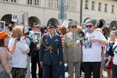 «Бессмертный полк» в Чехии