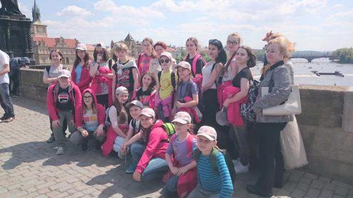 Детский хор в Праге