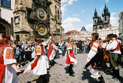 В Праге пройдет фестиваль Прага - сердце народа