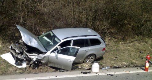 В апреле 2016 года на дорогах Чехии погиб 41 человек