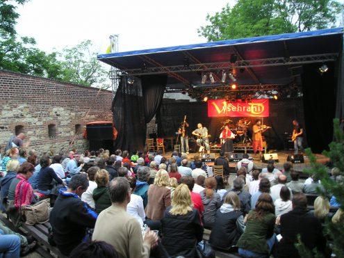 В Праге пройдет фестиваль Vyšehraní