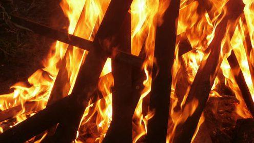 В субботу в Чехии пожарные тушили 140 пожаров