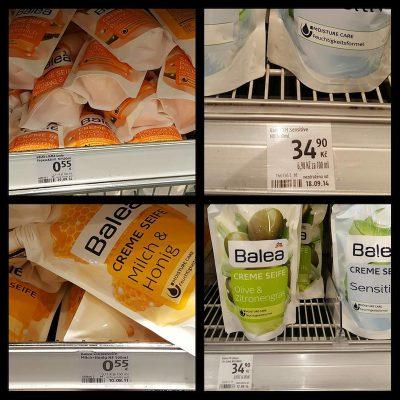 Чех сравнил цены в магазинах сети DM в Чехии и Германии
