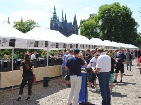На Пражском граде пройдёт фестиваль минипивоварен