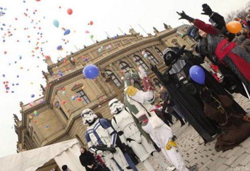 День Звездных войн пройдет в Праге