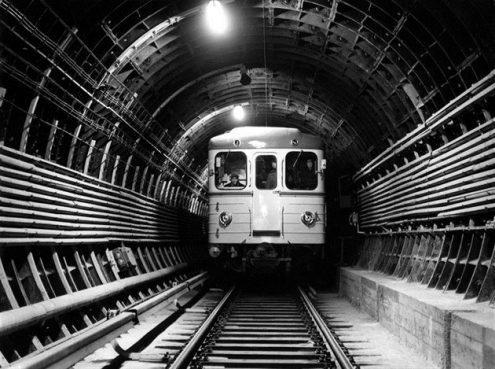 В пражском метро вновь будут ходить исторические поезда