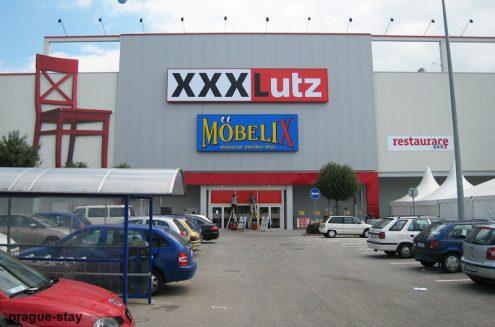 Сеть XXX Lutz планирует открыть четыре торговых центра в Чехии