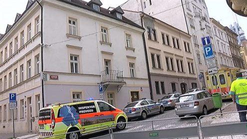 В Праге застрелился полицейский
