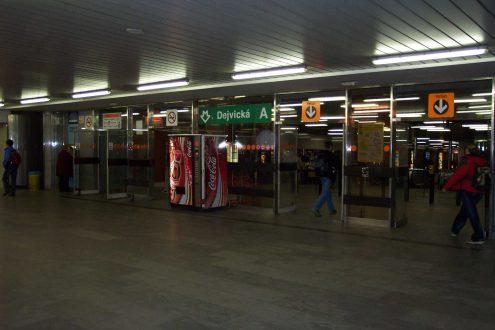 В Праге отремонтируют 11 станций метро
