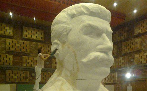 В Праге появиться памятник Сталину