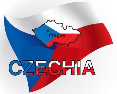 Правительство Чехии одобрило название Czechia