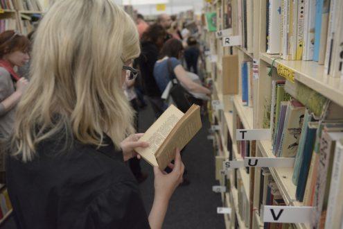 В Праге открылся книжный фестиваль