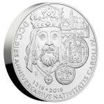 Серебряная монета весом 1 килограмм