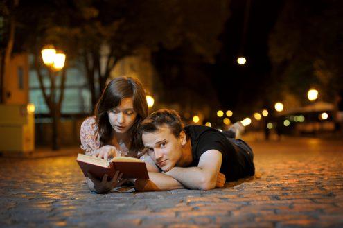 В Праге пройдет фестиваль «Ночь литературы»